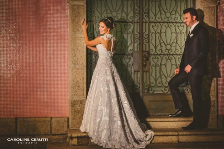 Vestidos de noiva famosas: Thaeme Marioto