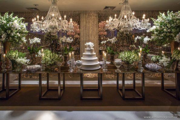 Decoração Casamento Karina Flores