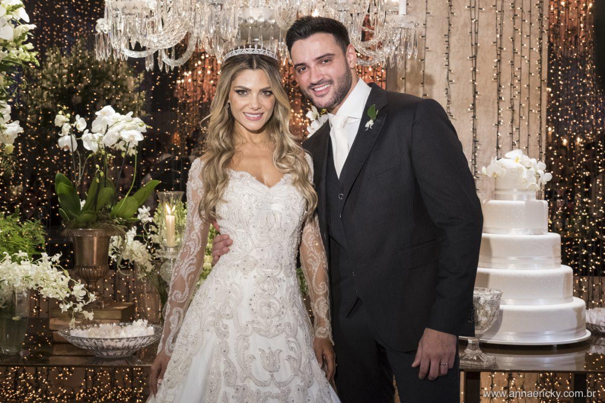 Noivos Casamento Clássico