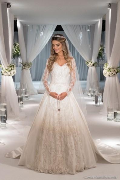 Vestido de noiva Karina Flores