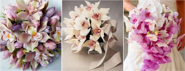 Buquê de Orquídeas