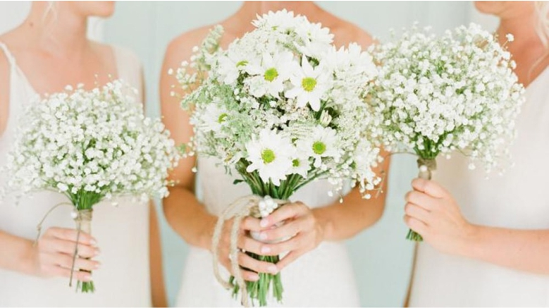 Buquê de Casamento Simples