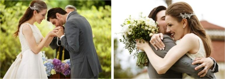 Festa de Casamento Simples