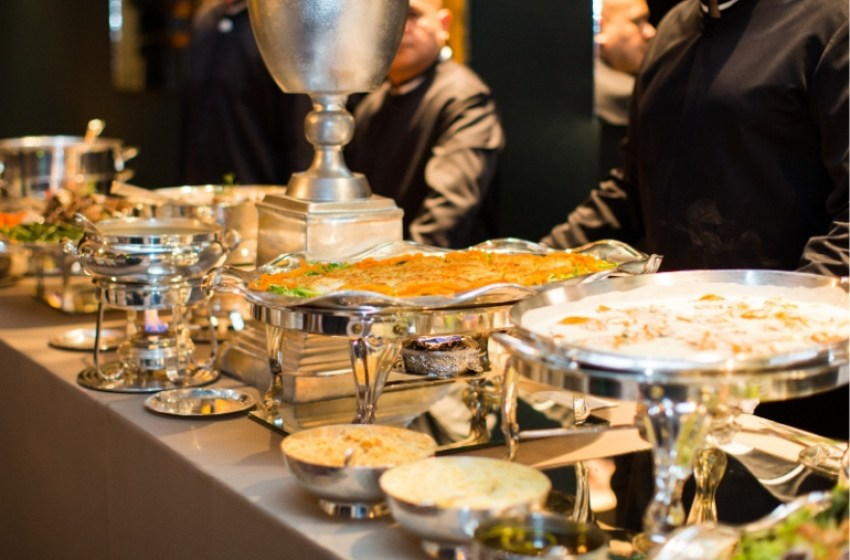 Buffet para Casamento - Franco Americano - Ecila Antunes Gastronomia