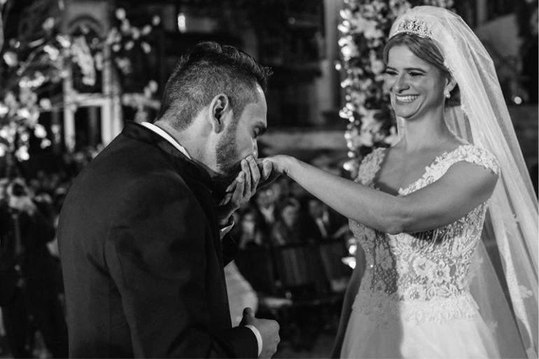 Casamento Moderno - Giuliana e Josué