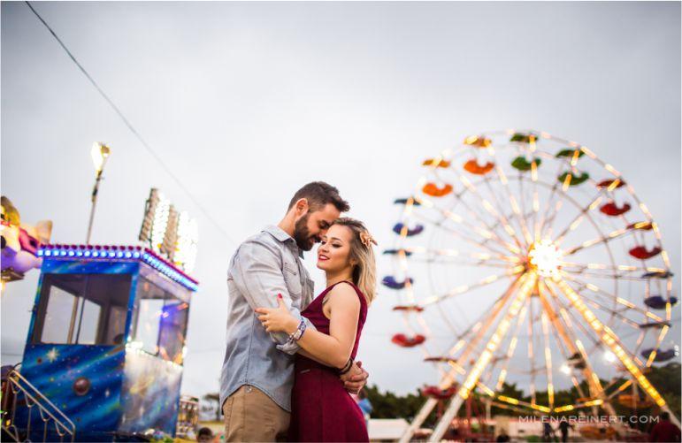 Pré-wedding no Parque