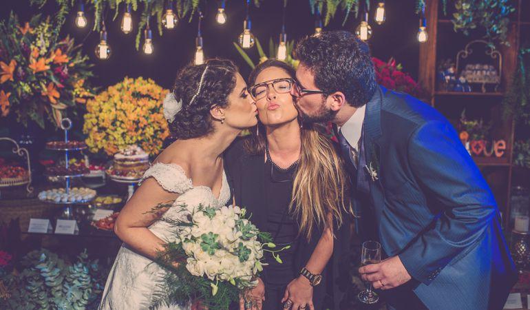 Decoração de Casamento Rústico Chic