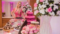 Chá de Lingerie Pink Party