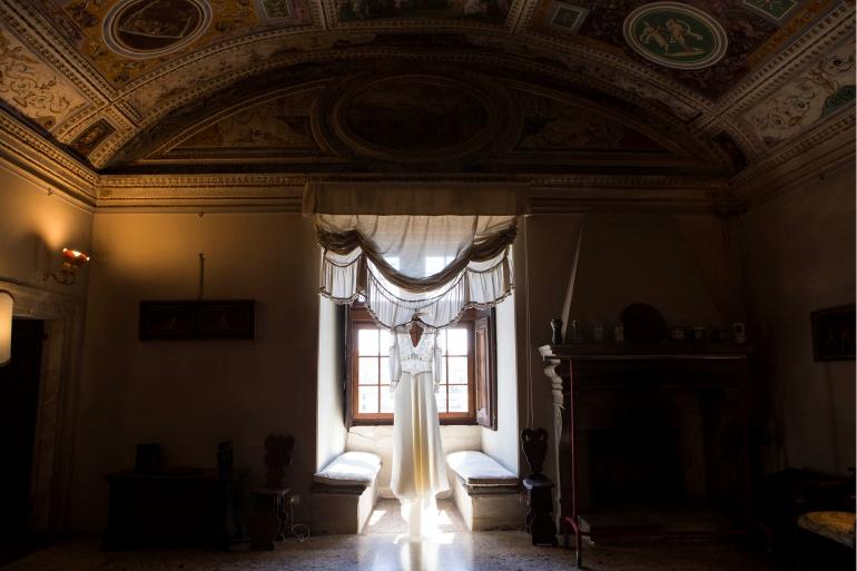 Destination Wedding na Italia - Lais e Paulo