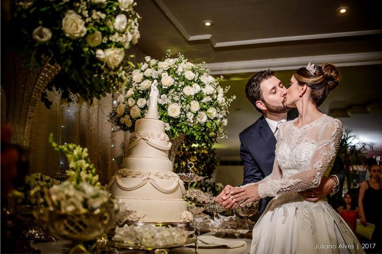 Flores para Casamento - Rosas