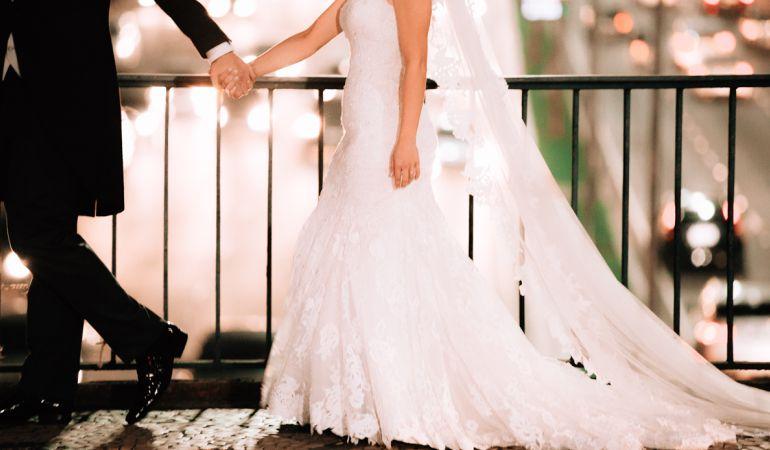 Vestido de noiva sereias
