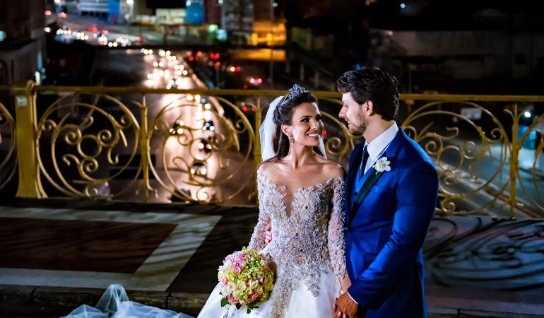 Ensaio dos noivos Kamilla e Eliéser