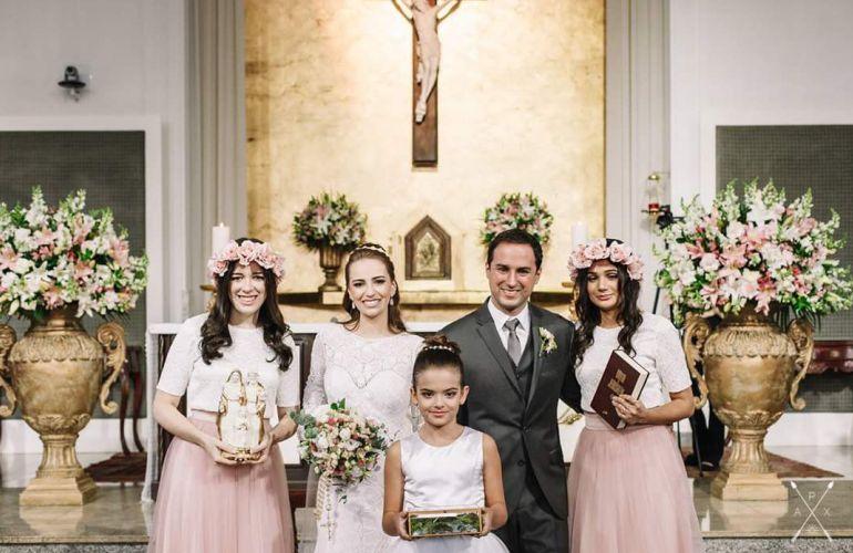 Cerimônia de Casamento religiosa
