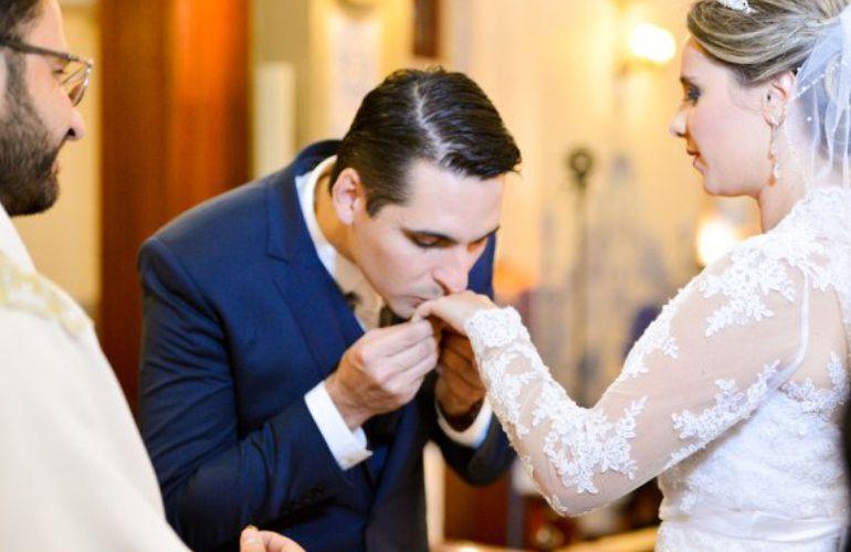 Cerimônia de Casamento Natássia e Carlos