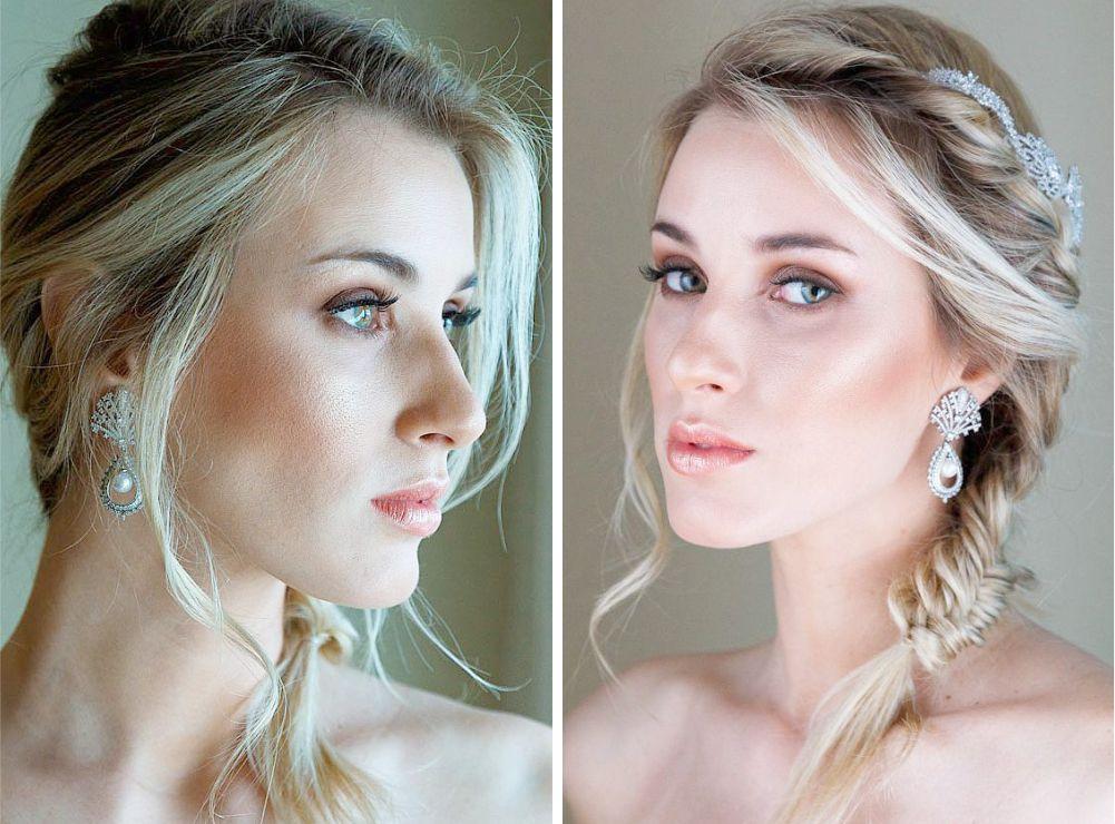 Maquiagem para festa de casamento | Agência Casa Luxury
