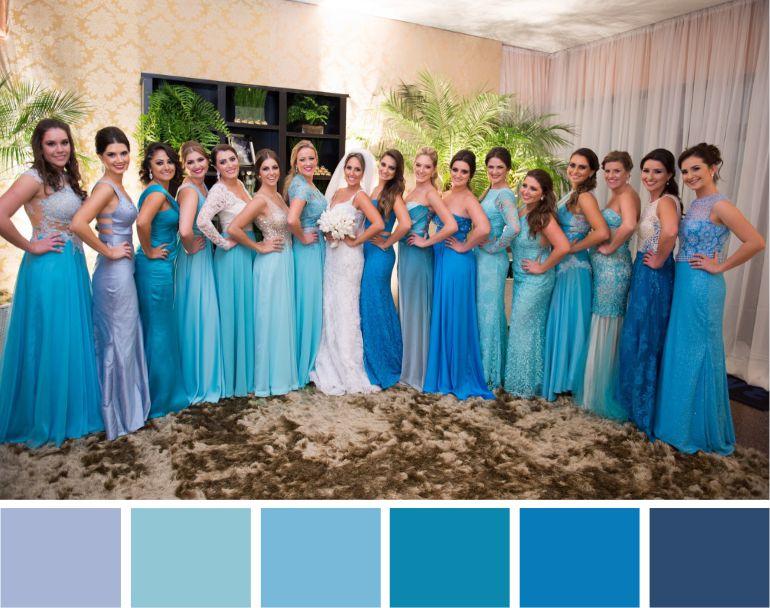 Musica poe aquele vestido azul