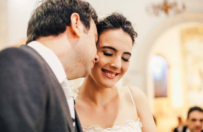 Cerimônia de Casamento Romântica