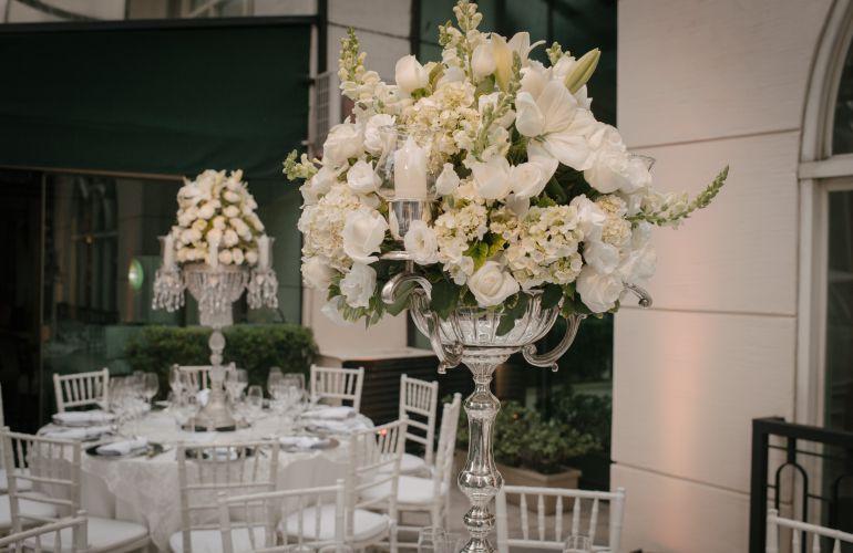 Decoração de Casamento All White