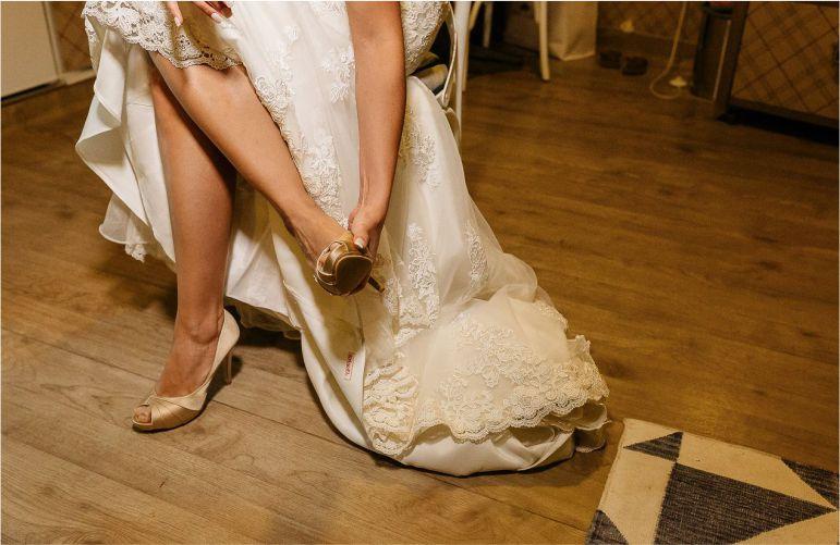 Making Off Casamento