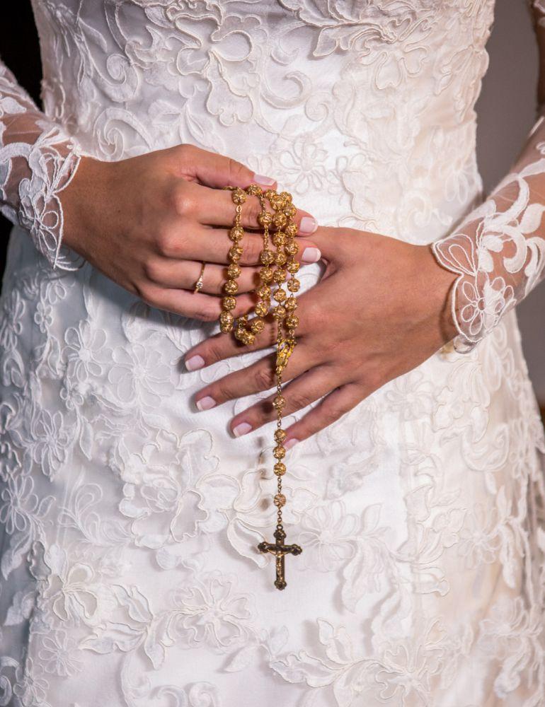 Terço da noiva