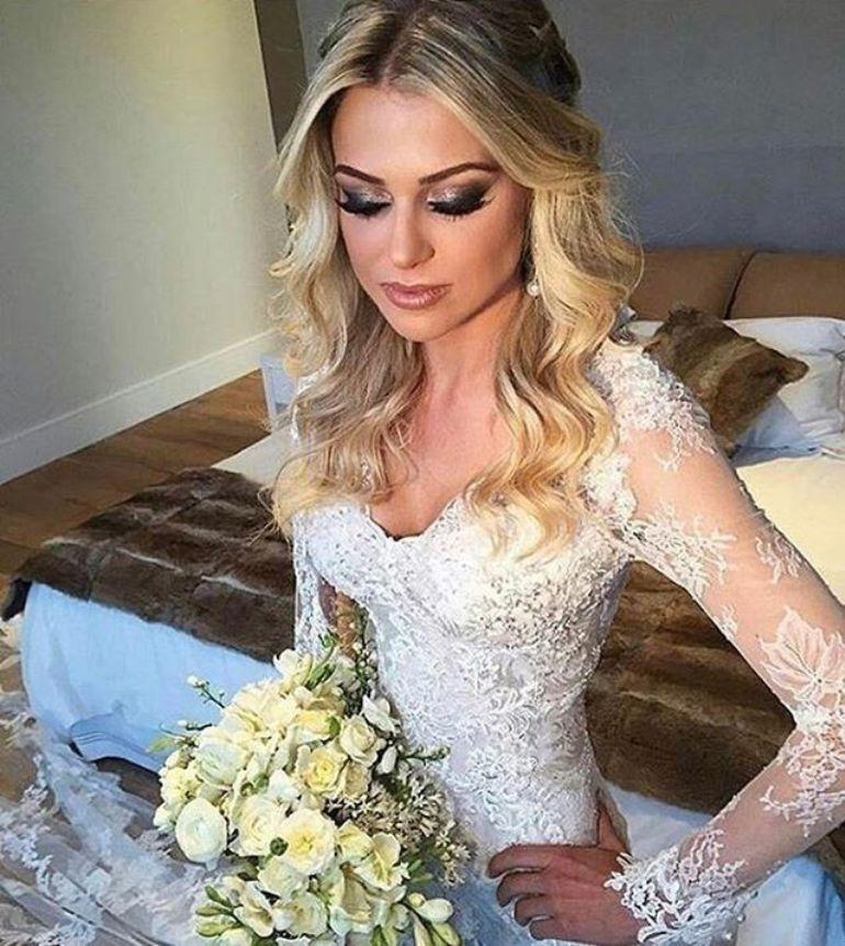 Penteados para noivas soltos