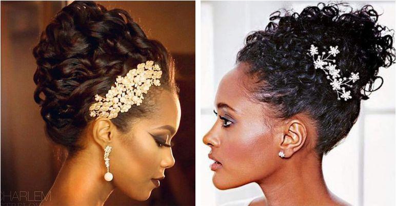 Presilhas penteado de noiva