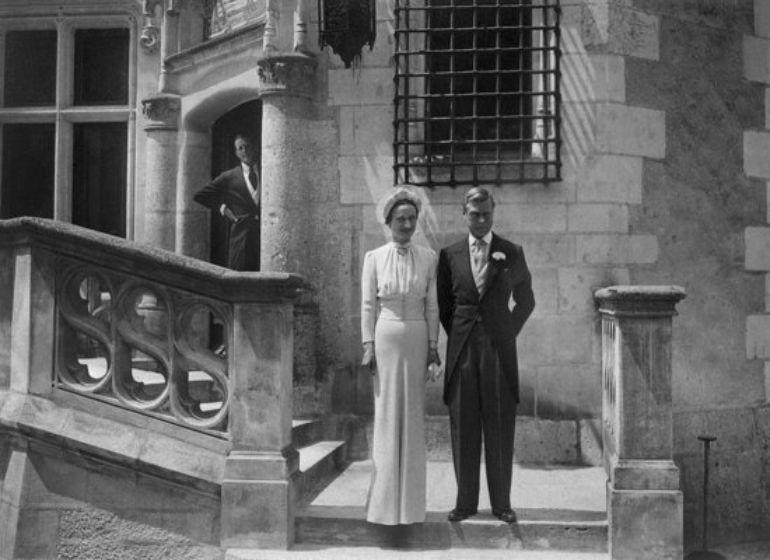 Vestido de noiva anos 30