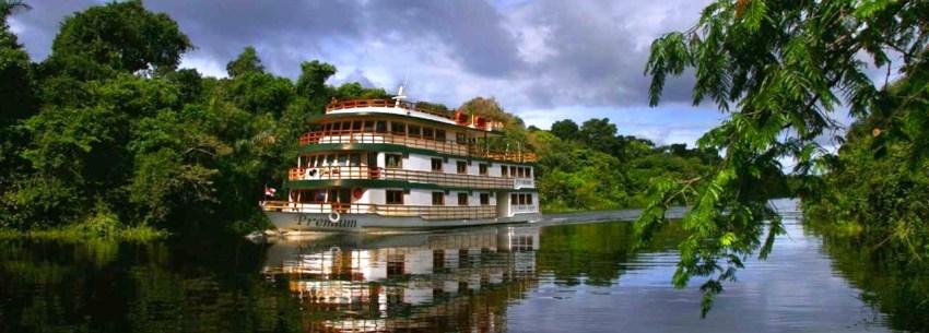 Lua de Mel na Amazônia