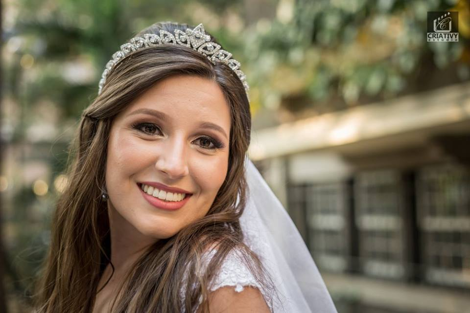 Casamento na Igreja Jardim das Oliveiras: Andreza e Thiago