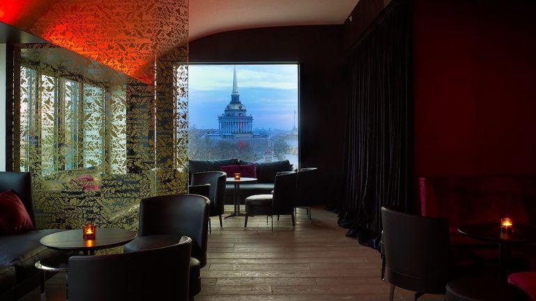 Hotel W São Petersburgo