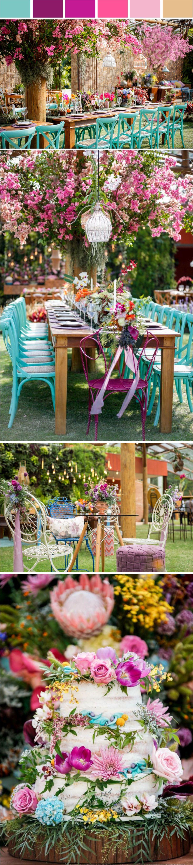 Decoração Mini Wedding Tiffany