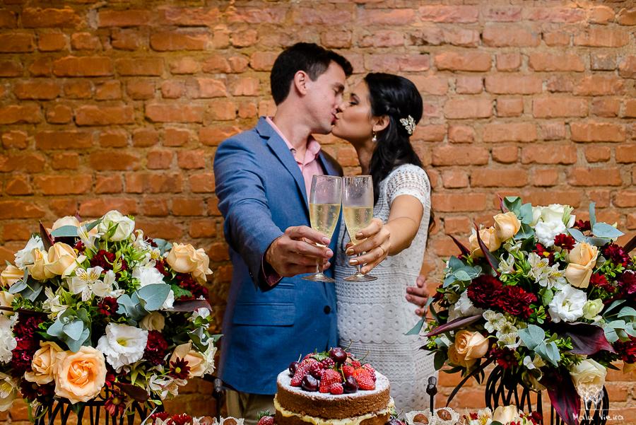 Como comemorar casamento civil: restaurante