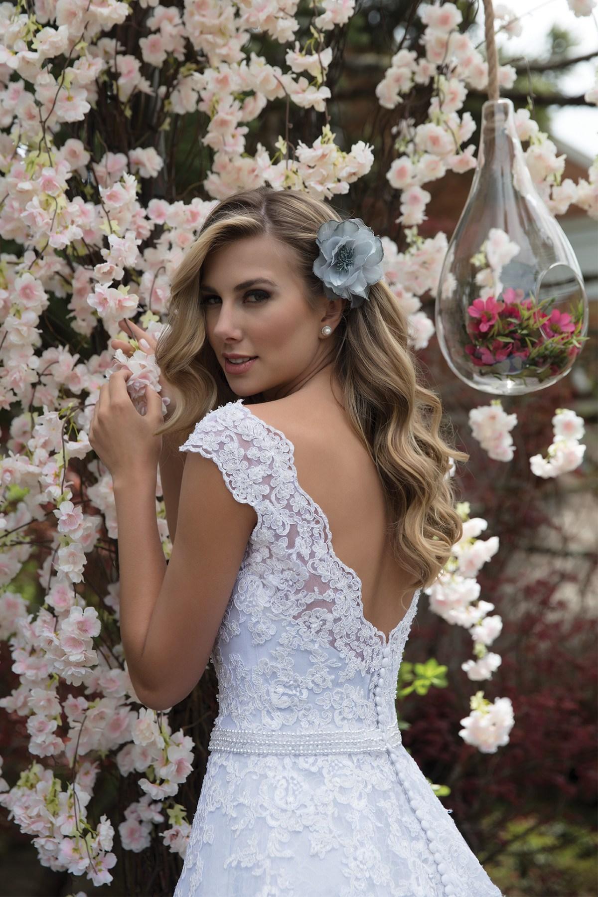 Inspirações para vestidos de noiva - Modelo Edelvais