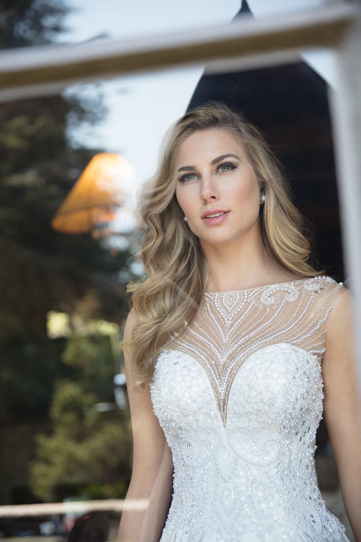 Inspirações para vestidos de noiva - Modelo Primula