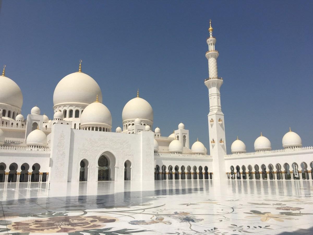 Lua de Mel em Dubai e Abu Dhabi