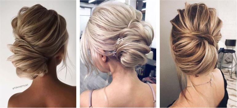 Tendências para penteados: Chignon Soltinho