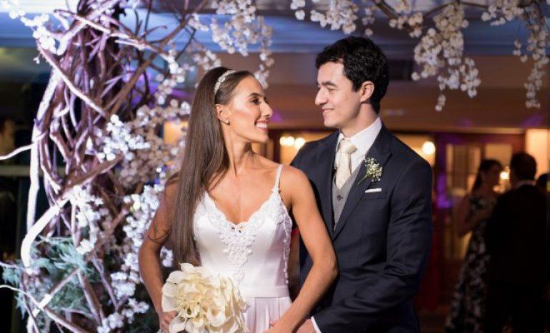 Estilos de beleza da noiva: noiva moderna