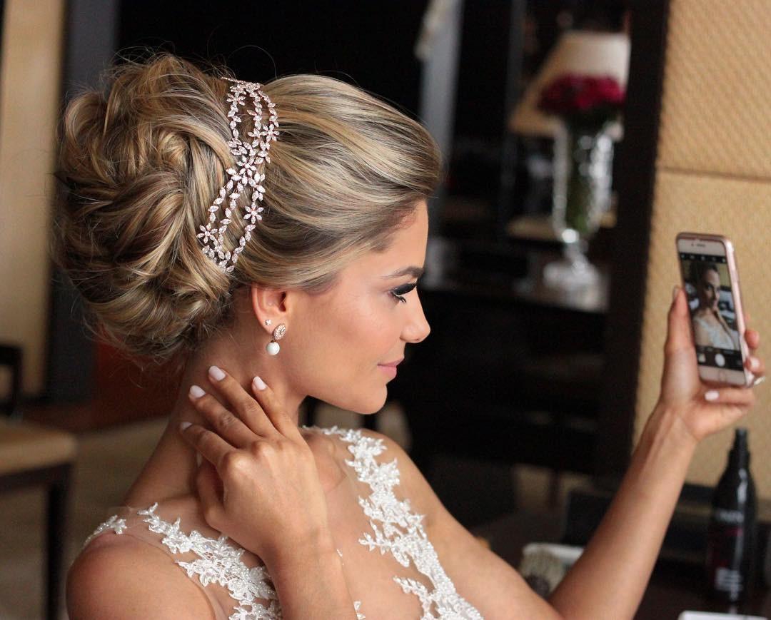Estilos de beleza da noiva: noiva de luxo