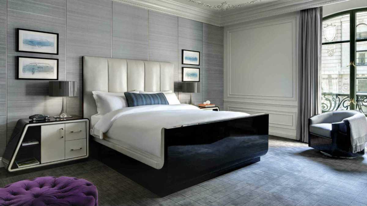 Bentley Suite Bedroom - St Regis New York