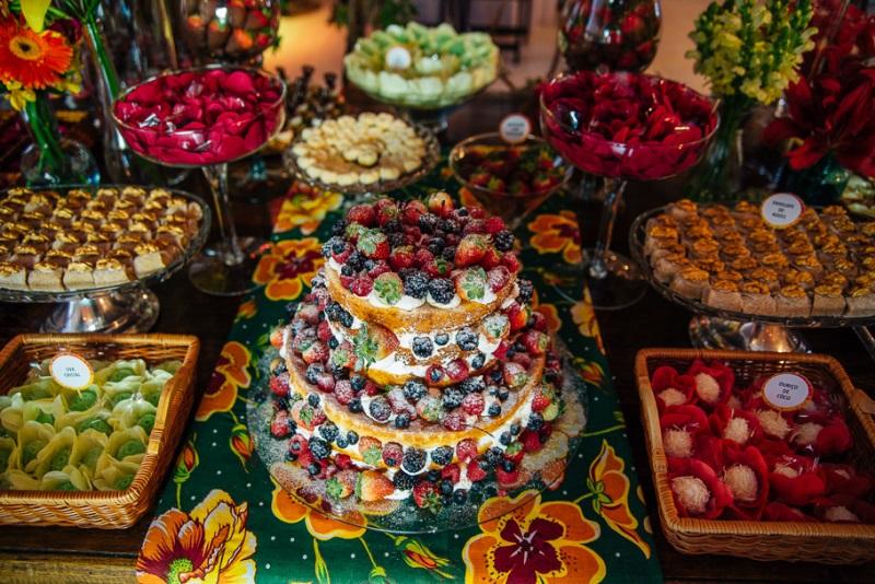 Decoração Chá Barnela | Foto: Gustavo Froner