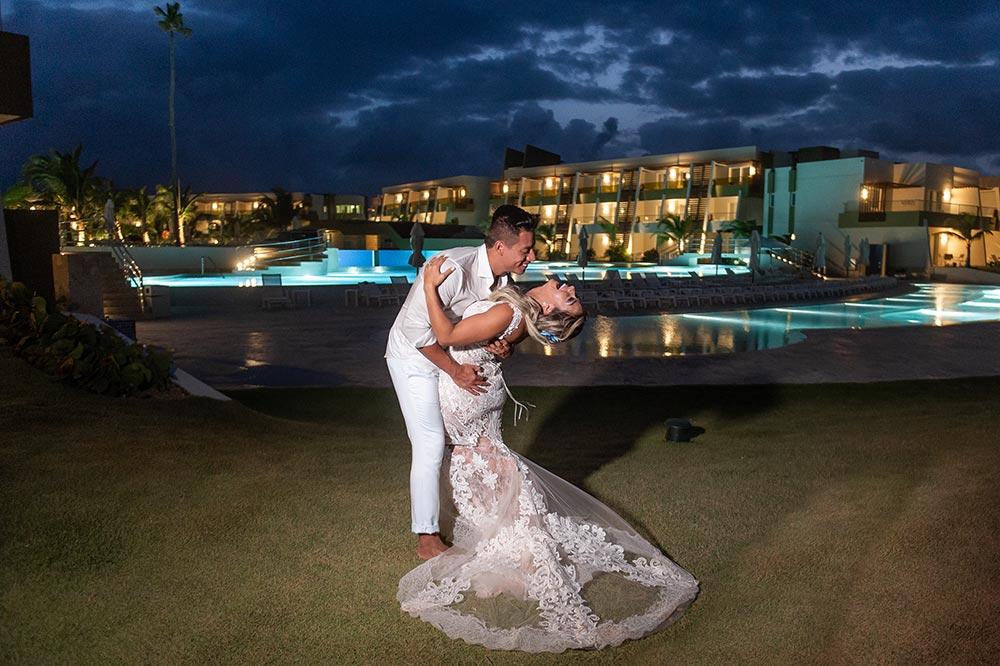 Casamento em Punta Cana | Foto: Danilo Maximo