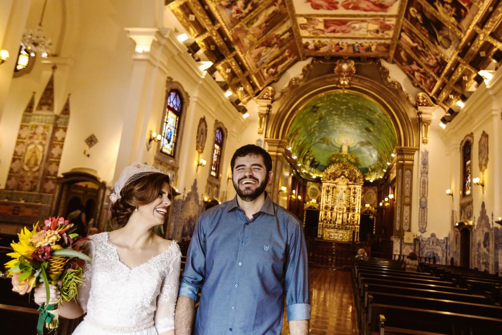 Curso de noivos | Foto: Gabriela Quinália