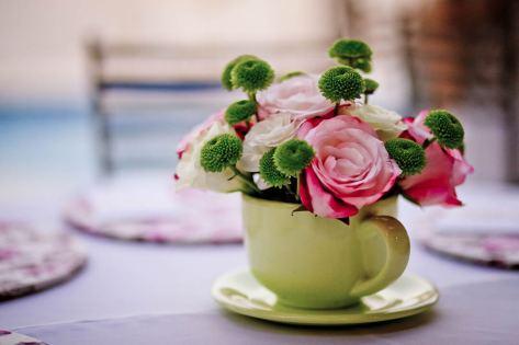 Decoração de chá de cozinhaDecoração de chá de cozinha