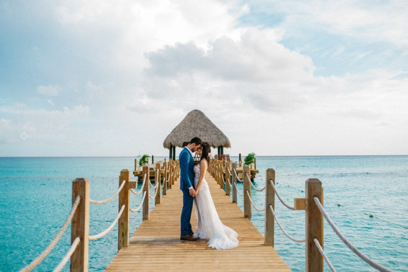 Destination wedding em Punta Cana