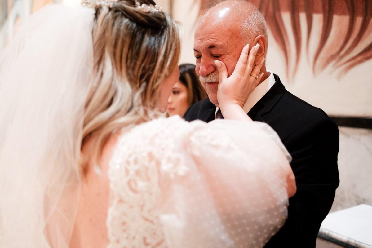 casamento clássico e delicado