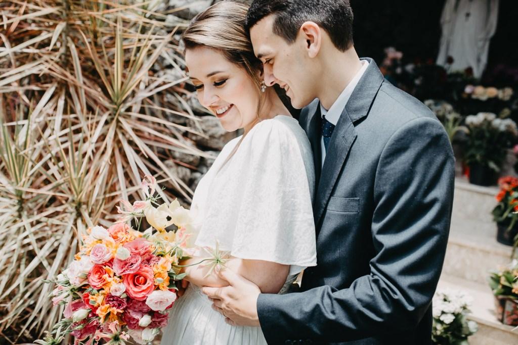 casamento religioso intimista