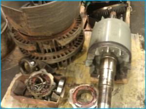 AC 3 Phase Motor Repair Michigan | Industrial Equipment Repair | Electric Motor Repair | A&C