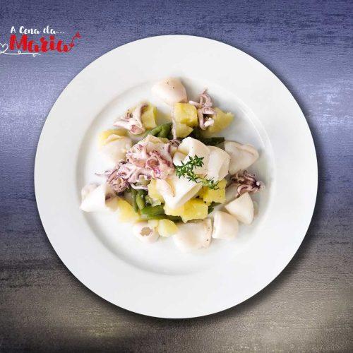 Insalata-di-calamari-patate-e-fagiolini
