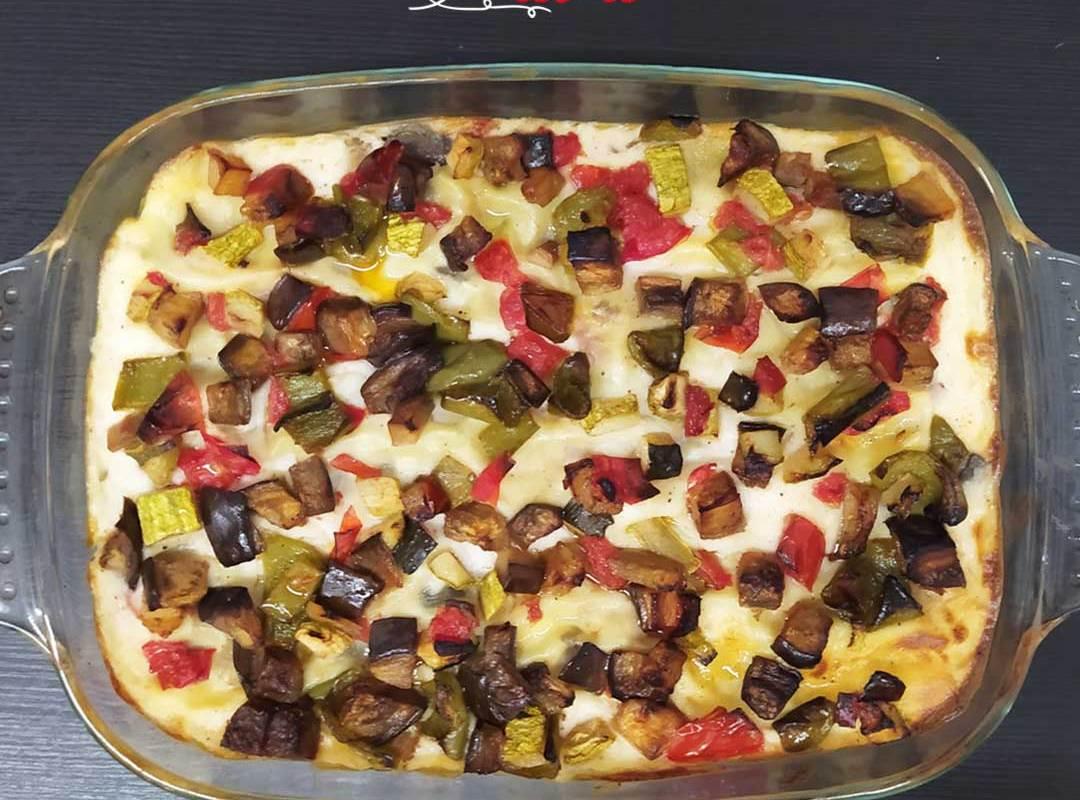 Lasagne all'ortolana