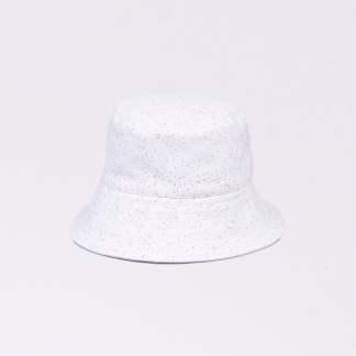 Acephala Fw20 White Cork Bucket Hat Warm